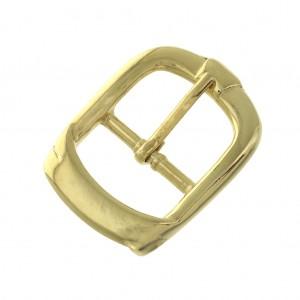 style de la mode de 2019 profiter de la livraison gratuite prix d'usine Grosse boucle de ceinture à griffe pour ceintures DIY personnalisées 25 mm  doré x1