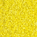 Miyuki Delicas 11/0 DB0160 - Opaque Yellow AB x8g