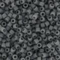 Miyuki Delicas 11/0 DB0761 - Mat Opaque Gray x8g