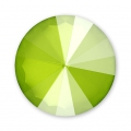 Cabochon Swarovski 1122 Rivoli 16 mm Crystal Ultra Lime