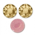 Strass Hotfix Swarovski 4 mm Light Colorado Topaz x36