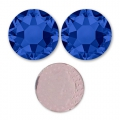 Strass Hotfix Swarovski 4 mm Capri Blue x36
