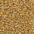 Rocaille Miyuki 11/0 191 - 24kt Gold Plated x5g