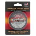 Fil Fireline - Tresse fusionnée 0.10 mm (4LB) Crystal x50 m