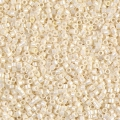 Miyuki Delicas 11/0 DB0203 - Cream Ceylon x8g