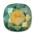 Cabochon Swarovski 4470 12 mm Crystal Iridescent Green x1