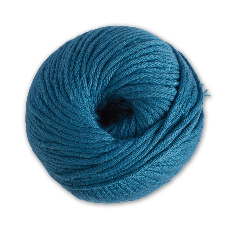 Coton natura xl dmc pelote coton bleu canard n 71 x - Changer de pelote tricot ...