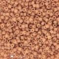 Miyuki Delicas 11/0 DB2107 - Duracoat Opaque Cedar x8g