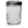 Bocal en verre Mason Jar Ball Pot Mason 8 oz / 240 ml x1