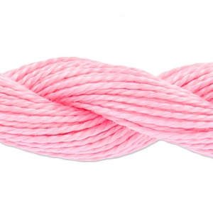 Coton perlé DMC n°5 Light Rose (605) x25m