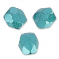 Facettes 3 mm Pastel Emerald x50
