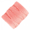 Fil C-LON Tex 400 Bead Cord 0,90 mm Pink Lemonade x 35 m