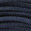 Cordon Jean 5 mm Dark Blue x 50cm