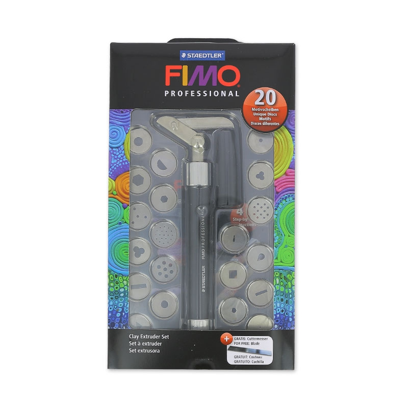 pistolet pate fimo