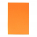 Feuille en mousse thermoformable 20x30cm Orange x1