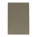 Feuille en mousse thermoformable 20x30cm Brun x1