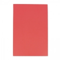 Feuille en mousse thermoformable 20x30cm Rouge x1