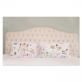 Tissu Color Me - A Royal Life White x60cm