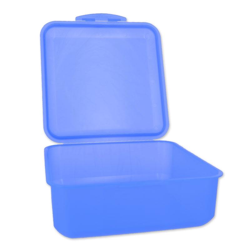 malette de rangement cm bleu x1 perles co. Black Bedroom Furniture Sets. Home Design Ideas