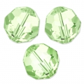 Rondes Swarovski 5000 6 mm Chrysolite x6