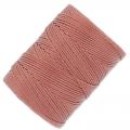 Fil C-LON Beading Cord 0,50 mm Copper Rose x 82 m
