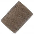 Fil C-LON Beading Cord 0,50 mm Med Brown x 82 m