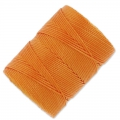 Fil C-LON Beading Cord 0,50 mm Popsicle Orange x 82 m