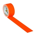 Adhésif Duck Tape uni Fluo 48 mm Neon Orange x13m
