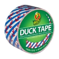 Adhésif Duck Tape à motifs 48 mm Hanker for and Anchor x9m