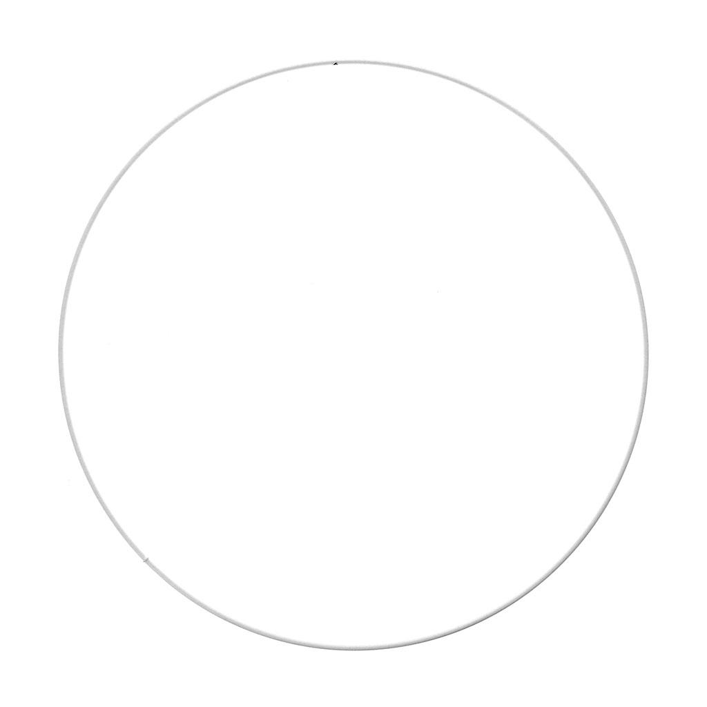 cercle nu en m tal pour attrape r ves suspension et abat jour 30 c perles co. Black Bedroom Furniture Sets. Home Design Ideas