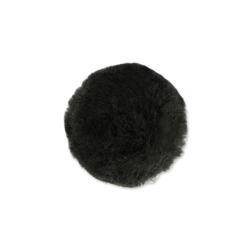 pompon noir