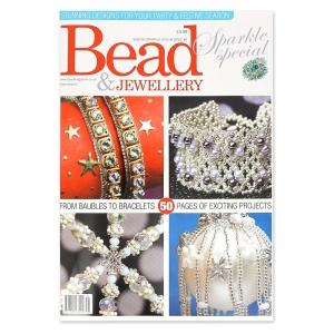 magazine bead jewellery winter sparkle 2015 en anglais perles co. Black Bedroom Furniture Sets. Home Design Ideas