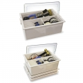 Tool and Spool Bin - Bac et casiers de rangement