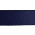 Ruban Satin 25 mm Navy Blue x1m