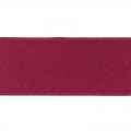 Ruban Satin 25 mm Framboise x1m