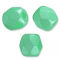Facettes 3 mm Pastel Chrysolite x50
