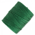 Fil C-LON Tex 400 Bead Cord 0,90 mm Myrtle Green x 35 m