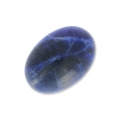 Cabochon ovale 14x10 mm Sodalite