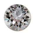 Cabochon Swarovski 1088 2.2 mm Black Diamond x50