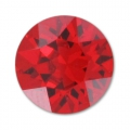 Cabochon Swarovski 1088 2.2 mm Light Siam x50