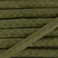 Cordon polyester type snake cord 2 mm Olive x2m