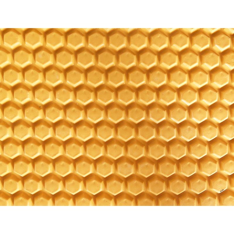 Plaque de texture 168x150 mm nid d 39 abeille graine - Nid d abeille castorama ...