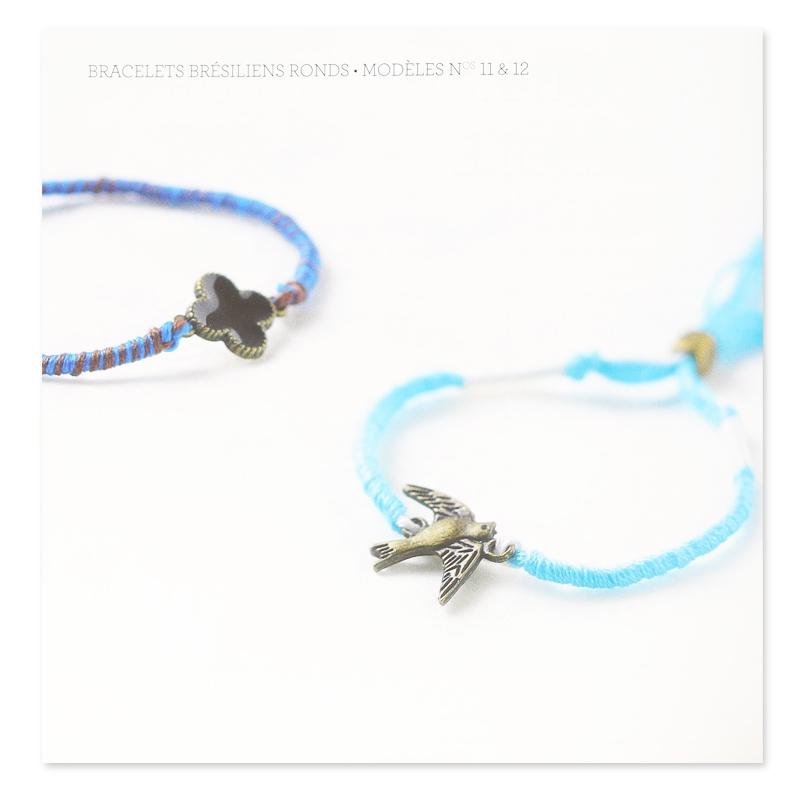 bracelets br siliens ronds techniques et mod les perles co. Black Bedroom Furniture Sets. Home Design Ideas