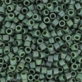 Miyuki Delicas 11/0 DB0373 -  Mat Metallic Sage Green Luster x 8g