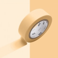Masking Tape 15 mm Pastel Orange x10m