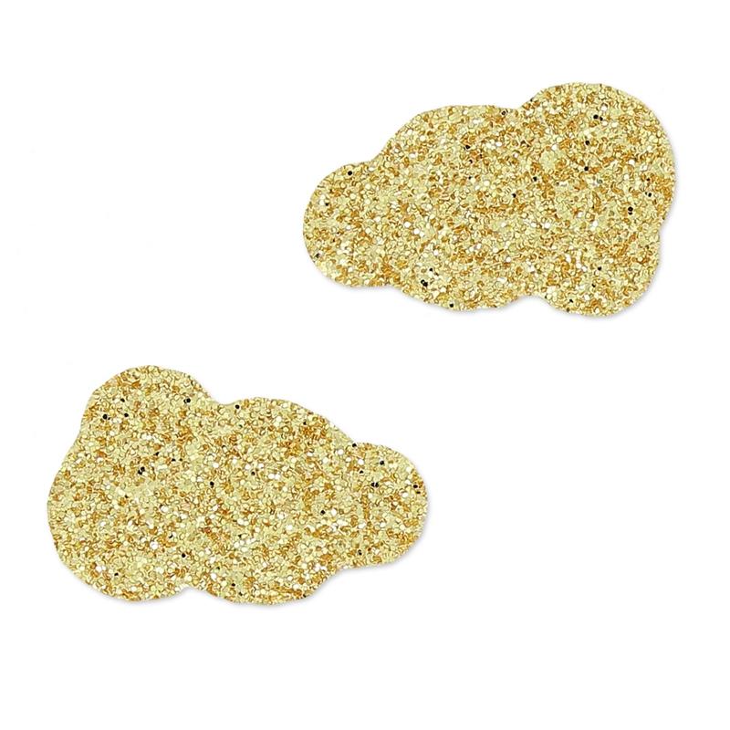 motifs thermocollants miniatures mme mlle 16 mm nuage dor x30 m perles co. Black Bedroom Furniture Sets. Home Design Ideas