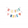 Guirlande à composer  Paper Poetry 14 cm Welcome Home x1