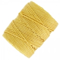 Fil C-LON Tex 400 Bead Cord 0,90 mm Light Maize x 35 m