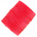Fil C-LON Tex 400 Bead Cord 0,90 mm Poinsetta x 35 m
