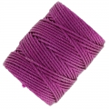 Fil C-LON Tex 400 Bead Cord 0,90 mm Raspberry x 35 m